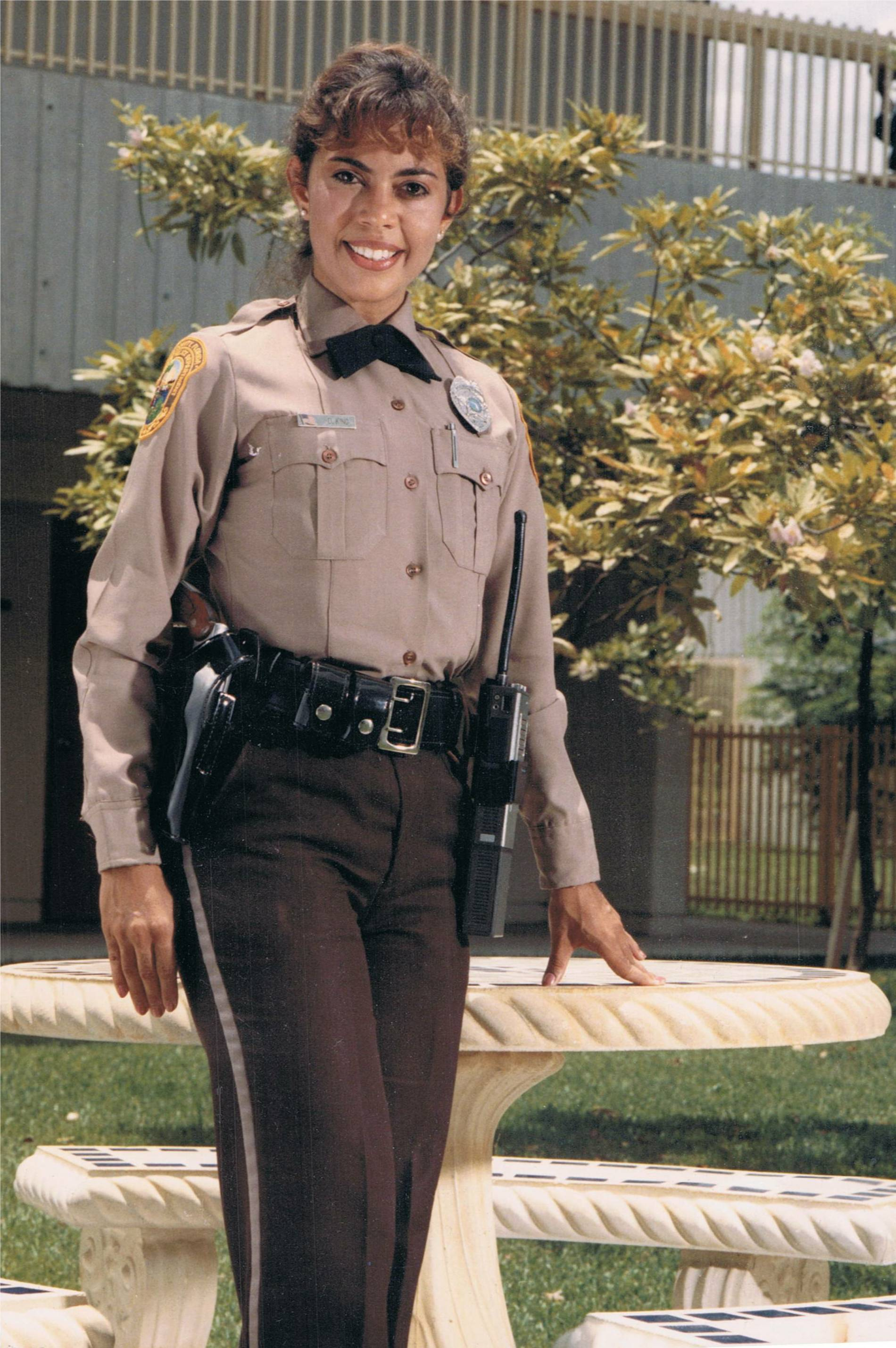 Police Years – Daisy Raisler