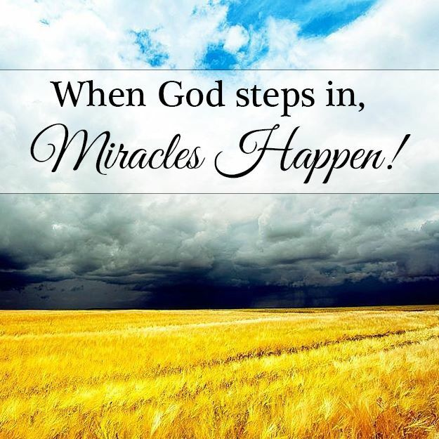 Experience Miracles